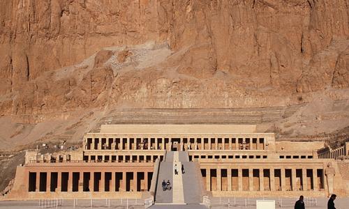 Architecture du nouvel empire le temple egyptien for Architecture egyptienne